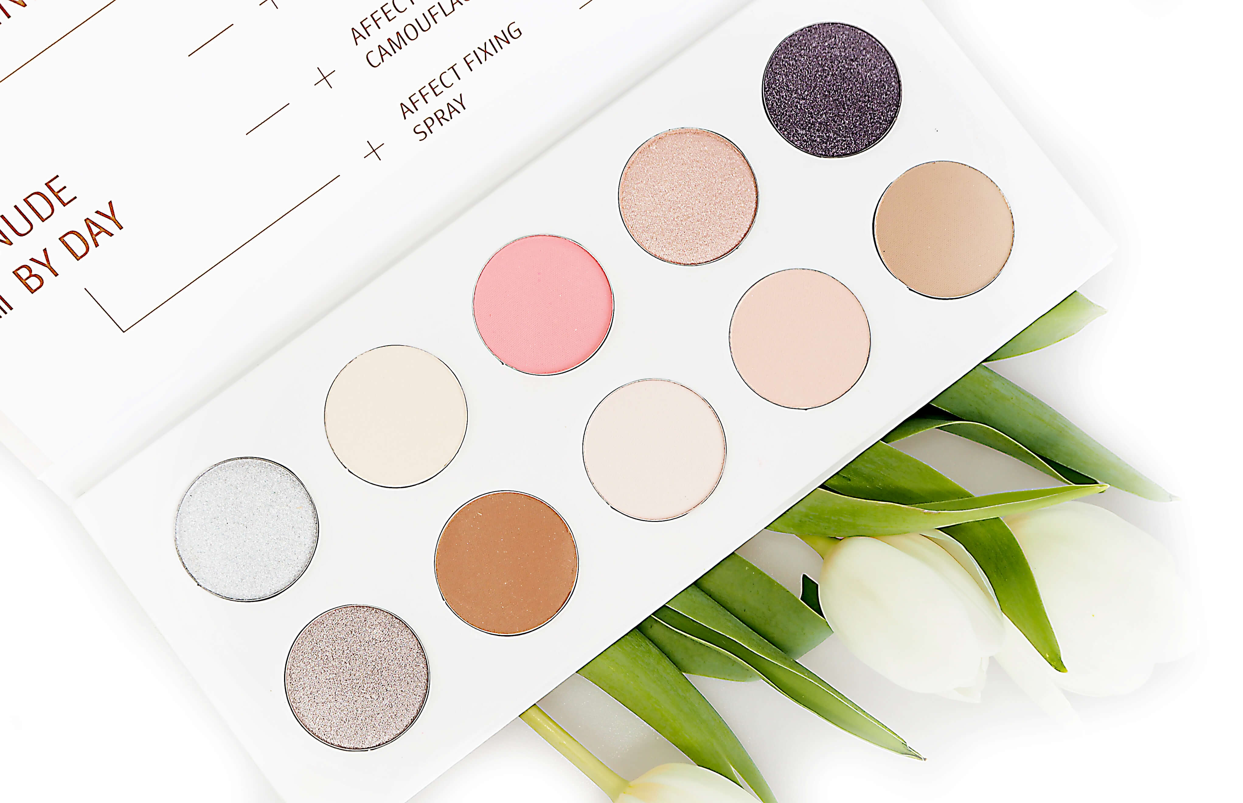 Opinia AFFECT COSMETICS Nude By Day