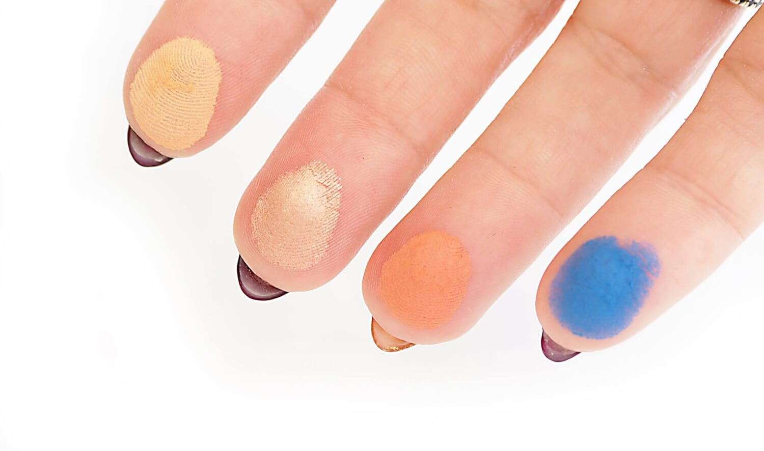 SWATCH THE ROYAL PEACH PALETTE