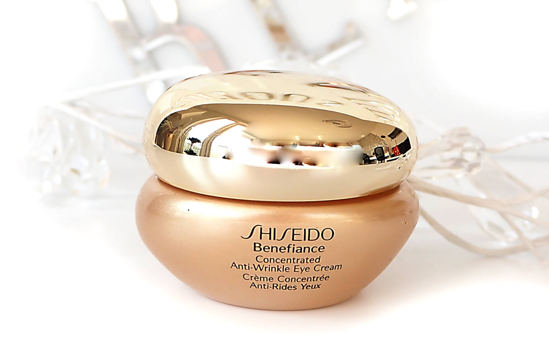 SHISEIDO BENEFIENCE Concentrated Anti-Wrinkle Eye Cream