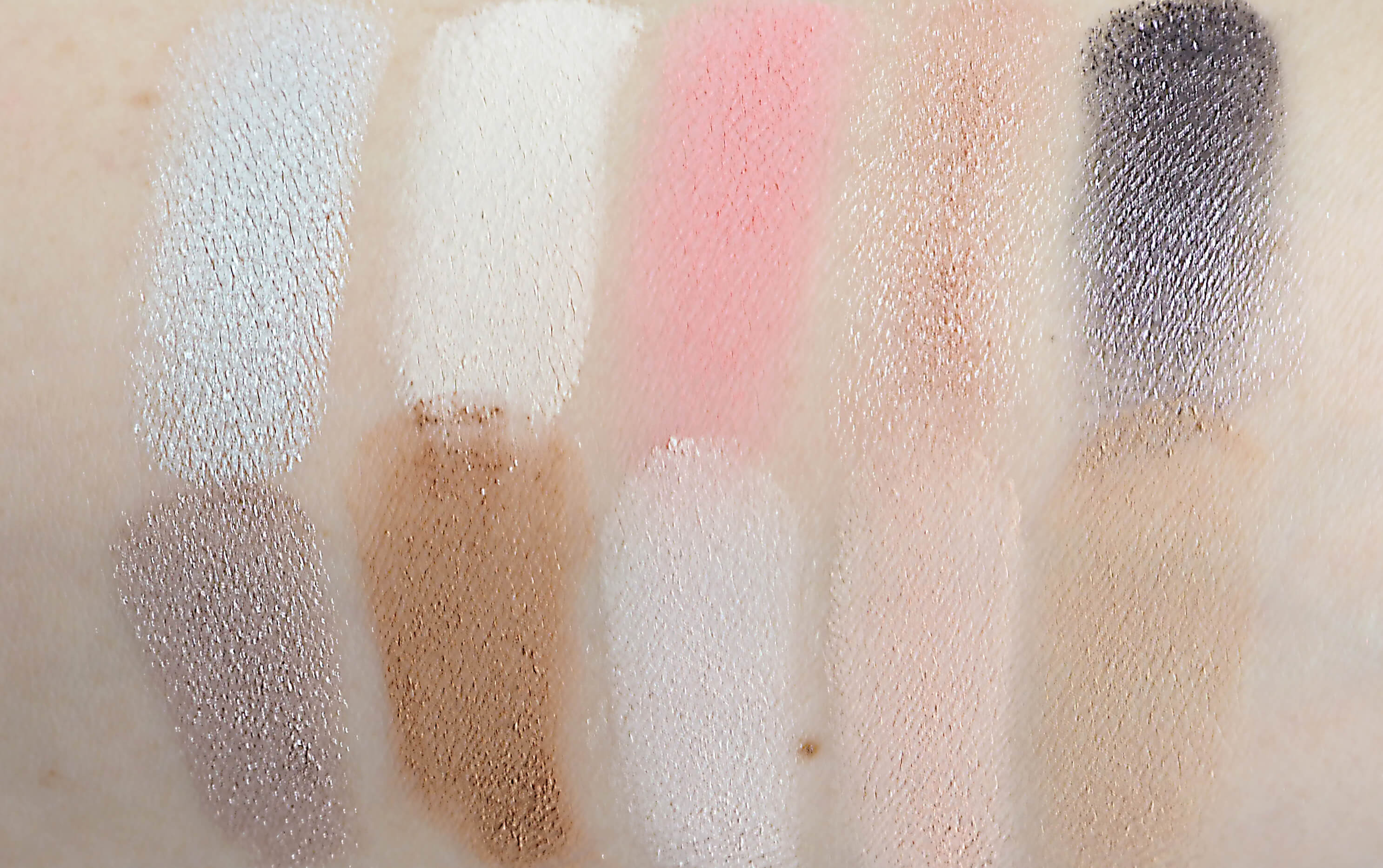 Swatch AFFECT Nude By Day paleta cieni