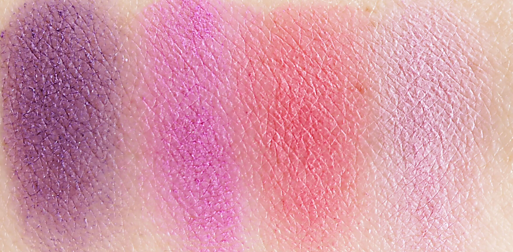 Swatche NYX ULTIMATE Shadow Palette BRIGHTS