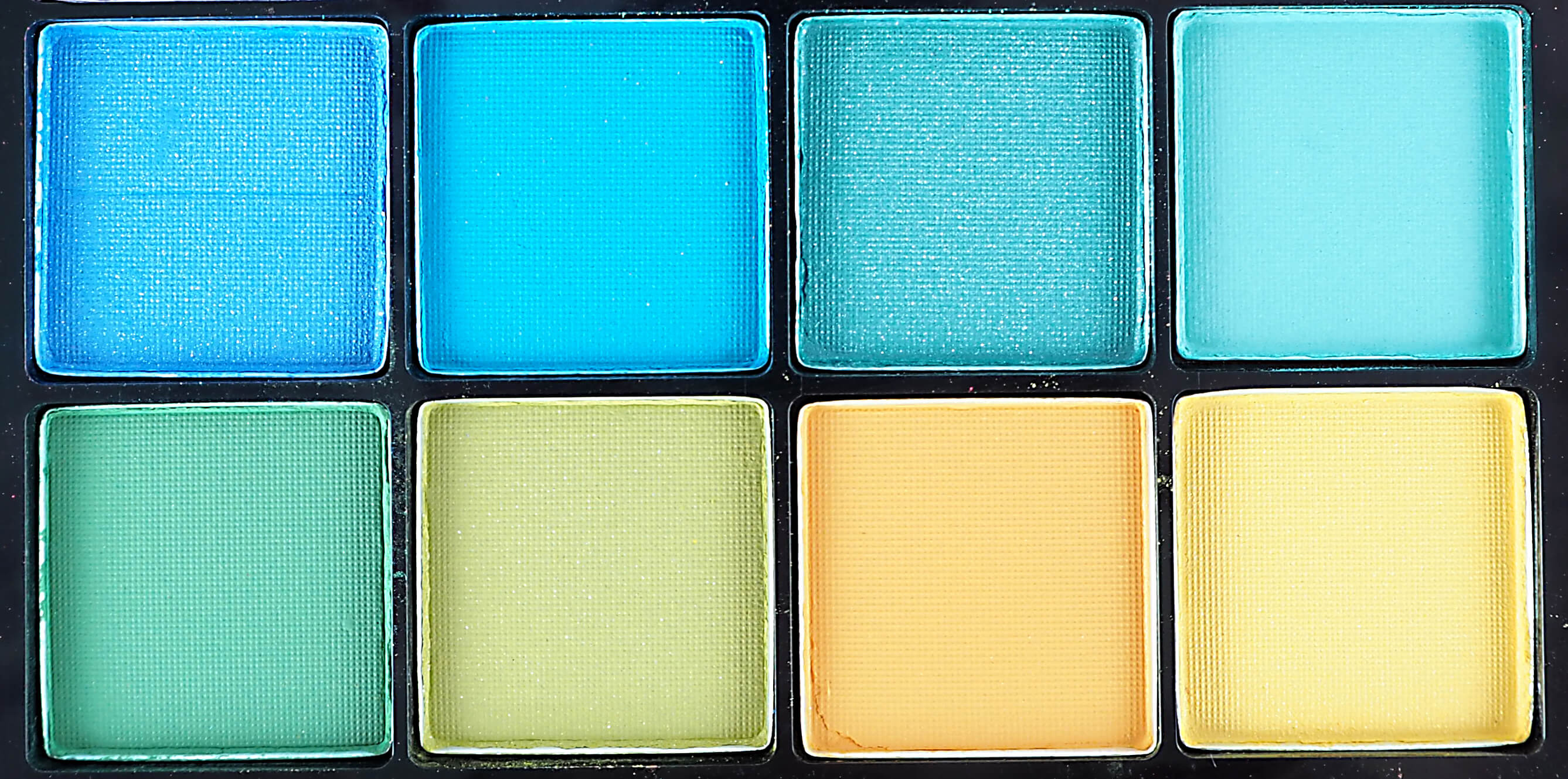 KOLORY NYX ULTIMATE Shadow Palette BRIGHTS
