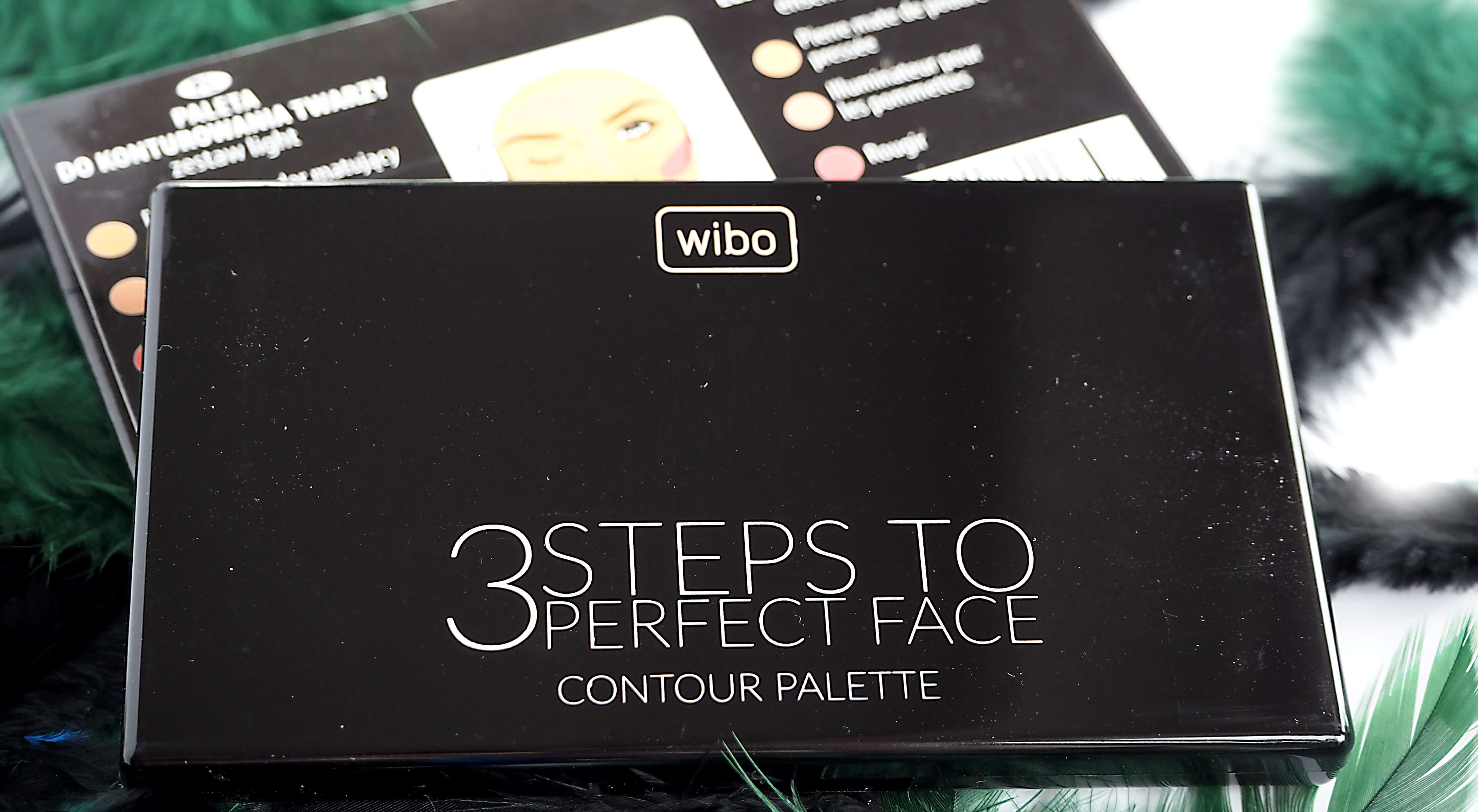 TEST WIBO 3 STEPS TO PERFECT FACE LIGHT