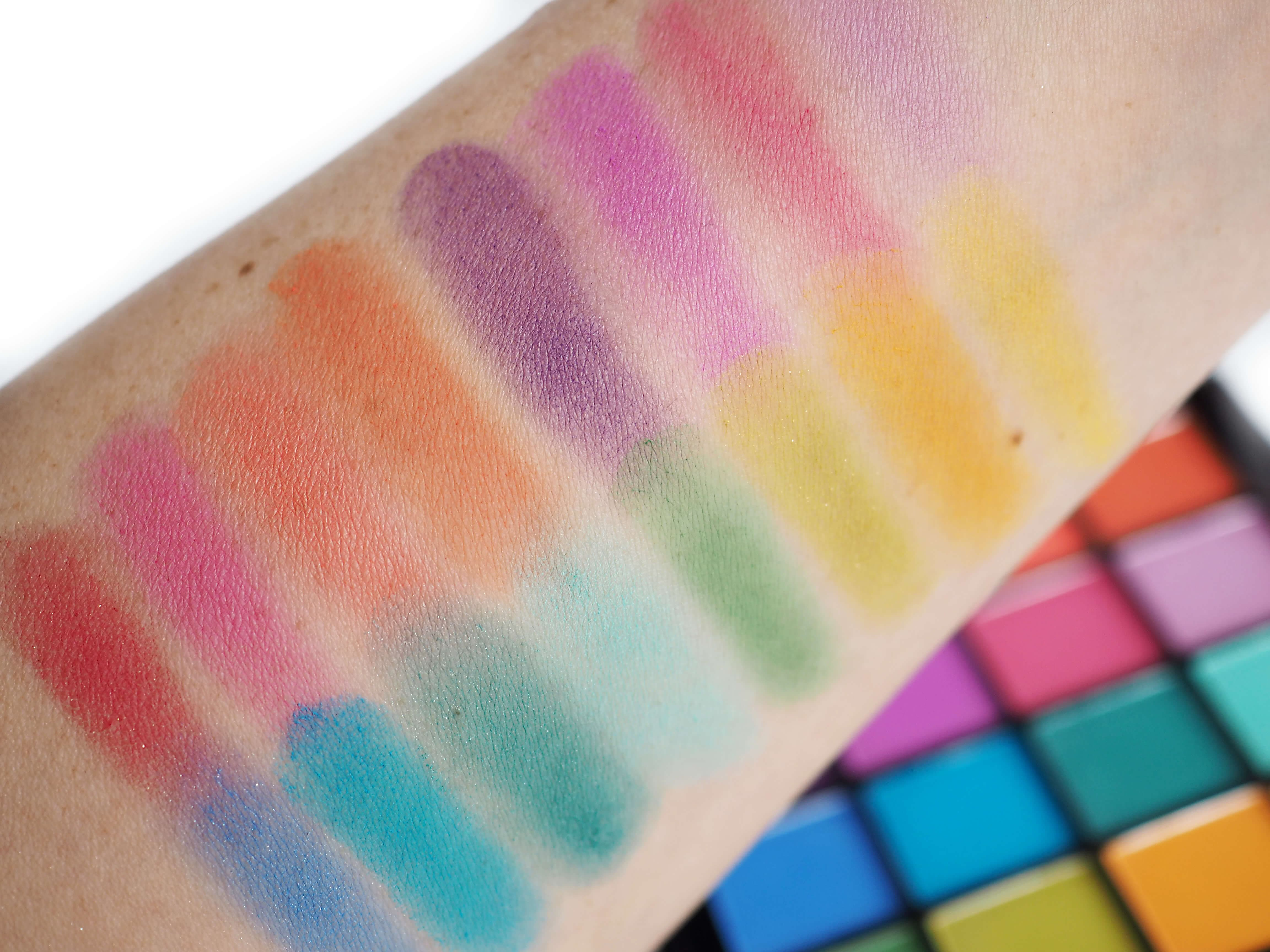 NYX ULTIMATE OMBRE BRIGHTS