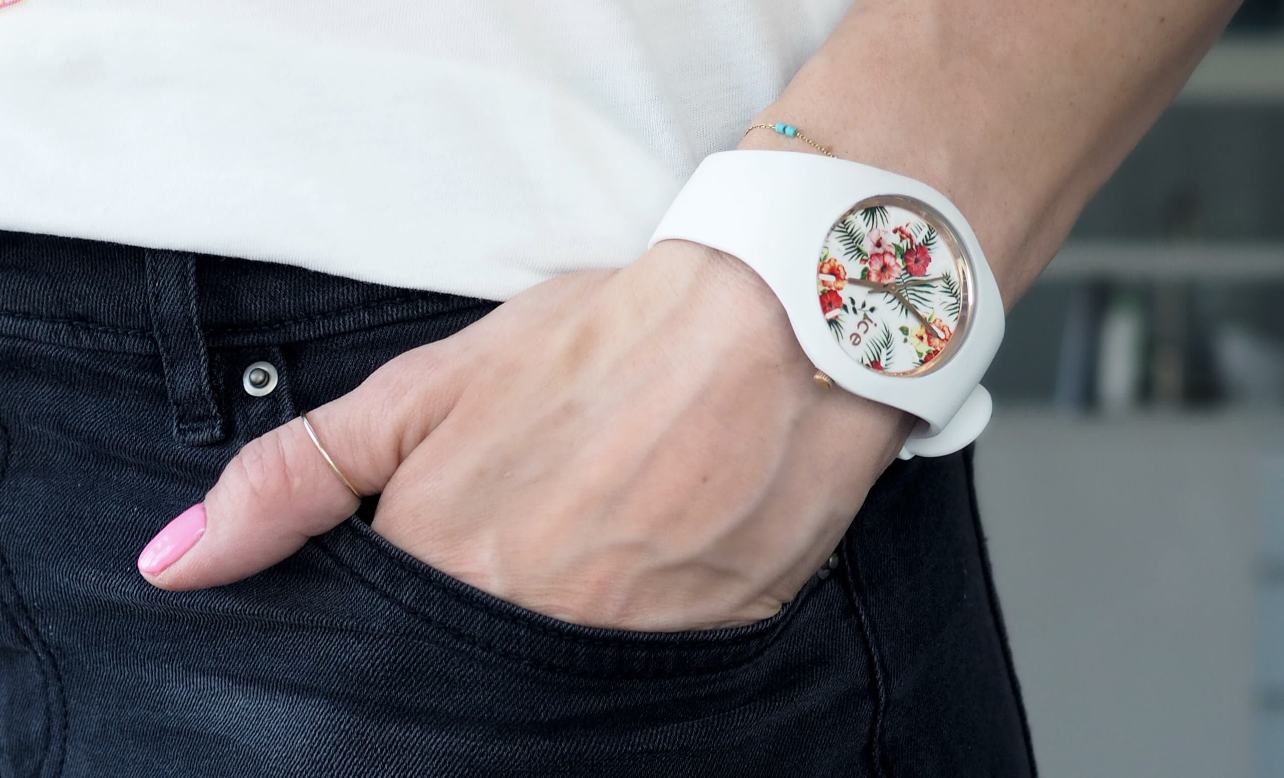 ICE WATCH FLORAL