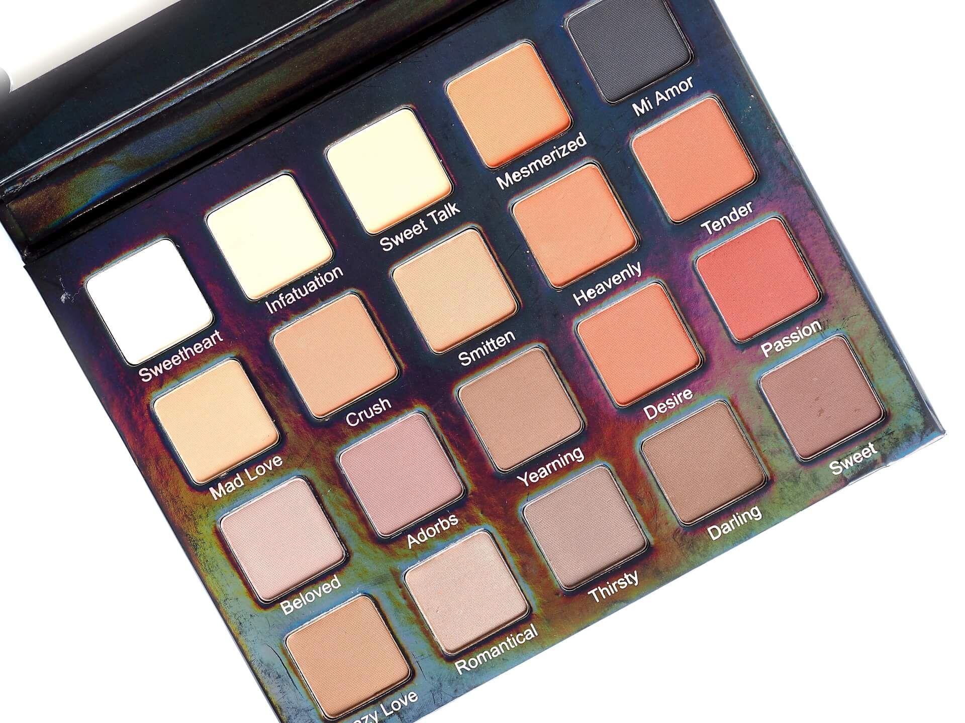 RECENZJA VIOLET VOSS MATTE ABOUT YOU