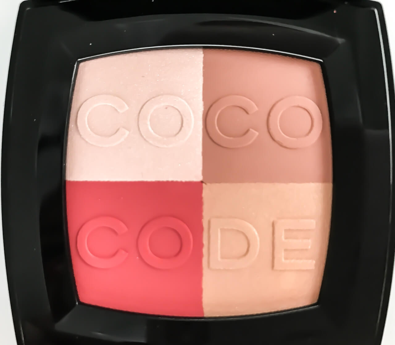 Chanel COCO CODES COLLECTION harmonia róży