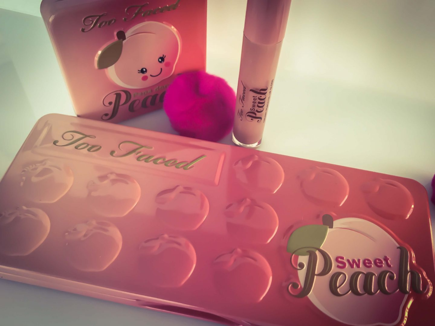 To Faced Sweet Peach Collection