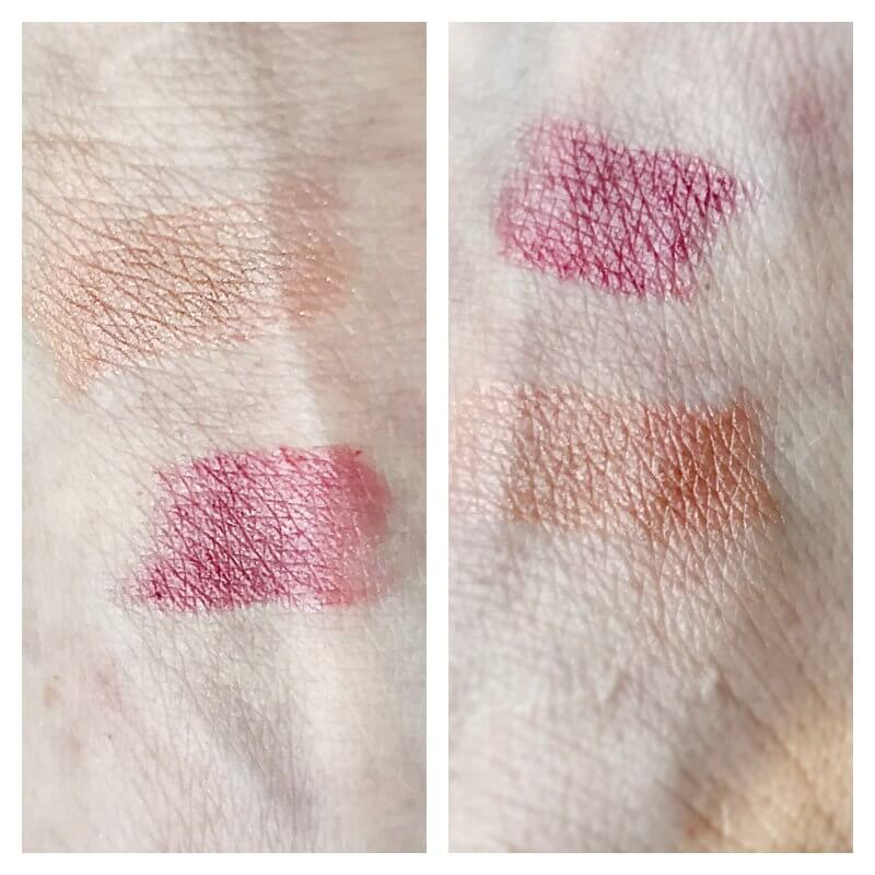 Tom Ford Scandola swatch , Otranto swatch