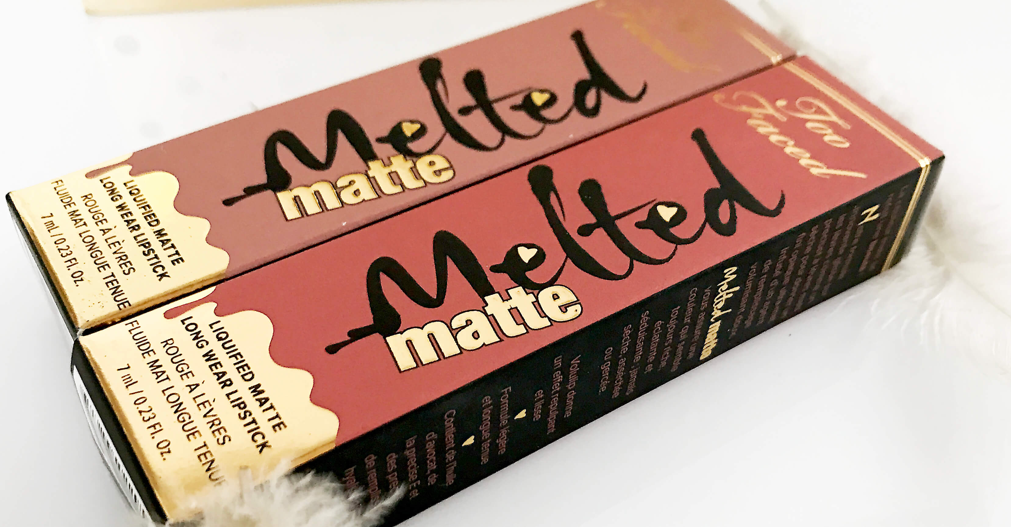Too Faced Melted Matte Sell Out i Child Star