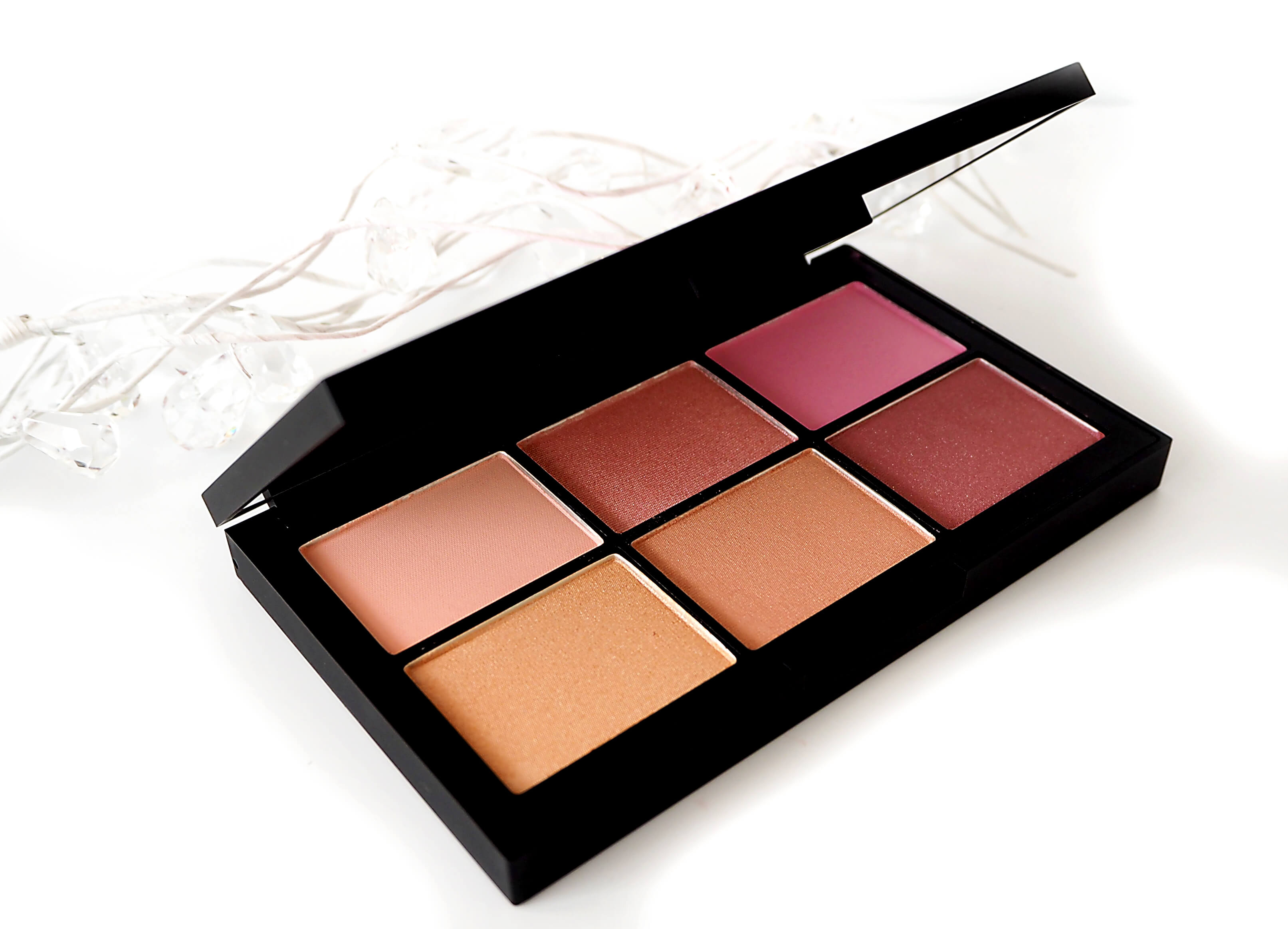NARS NARSissist Unfiltered II Cheek Palette