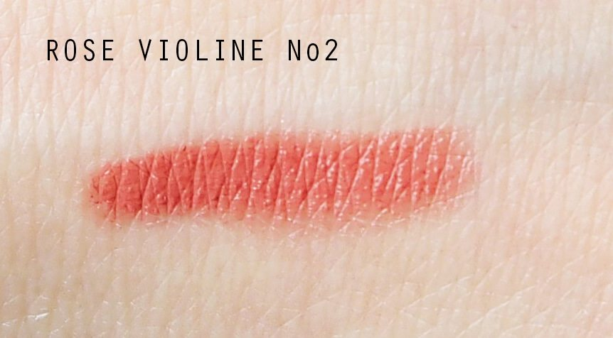 SWATCH ROSE VIOLINE Chanel