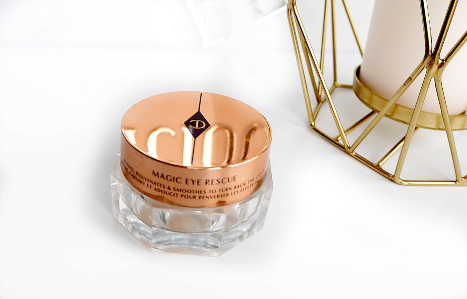 MAGIC EYE RESCUE Charlotte Tilbury