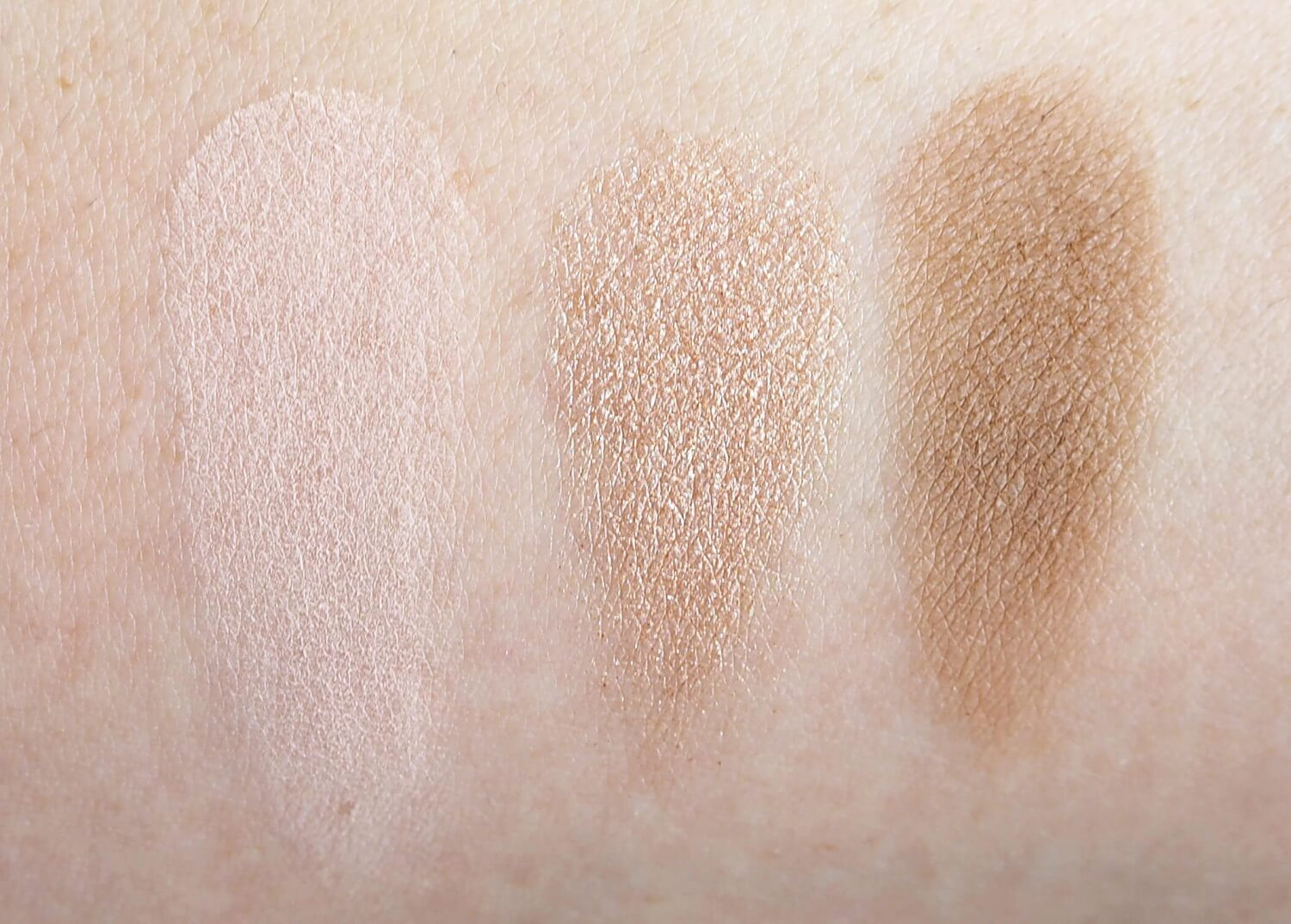 SWATCHE cienie Instant Look in A Palette, Natural Beauty