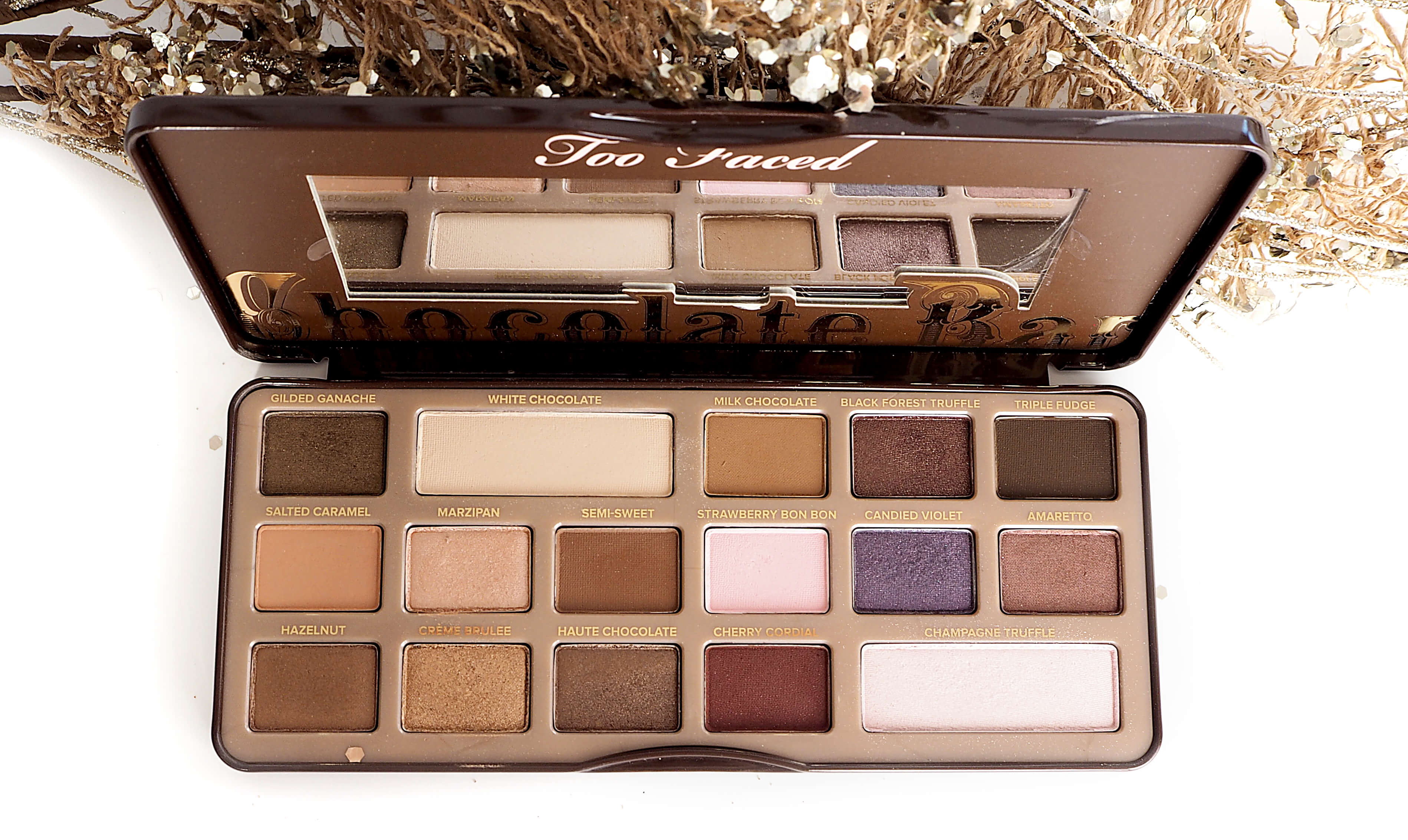 TOO FACED THE CHOCOLATE BAR