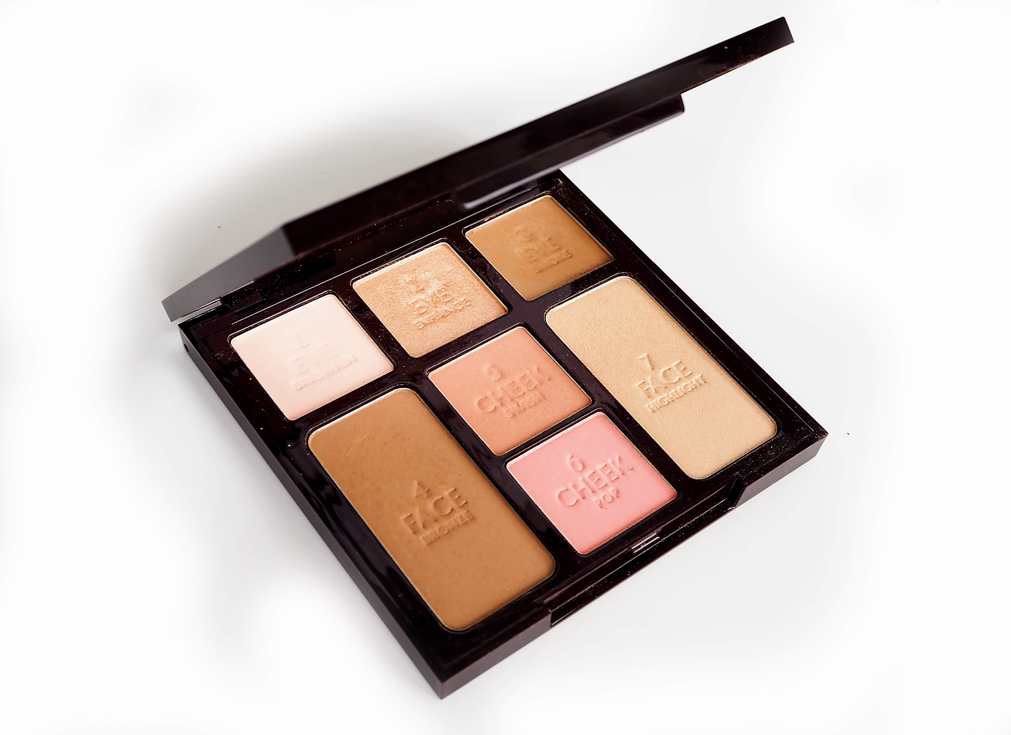 Charlotte Tilbury Natural Beauty paleta