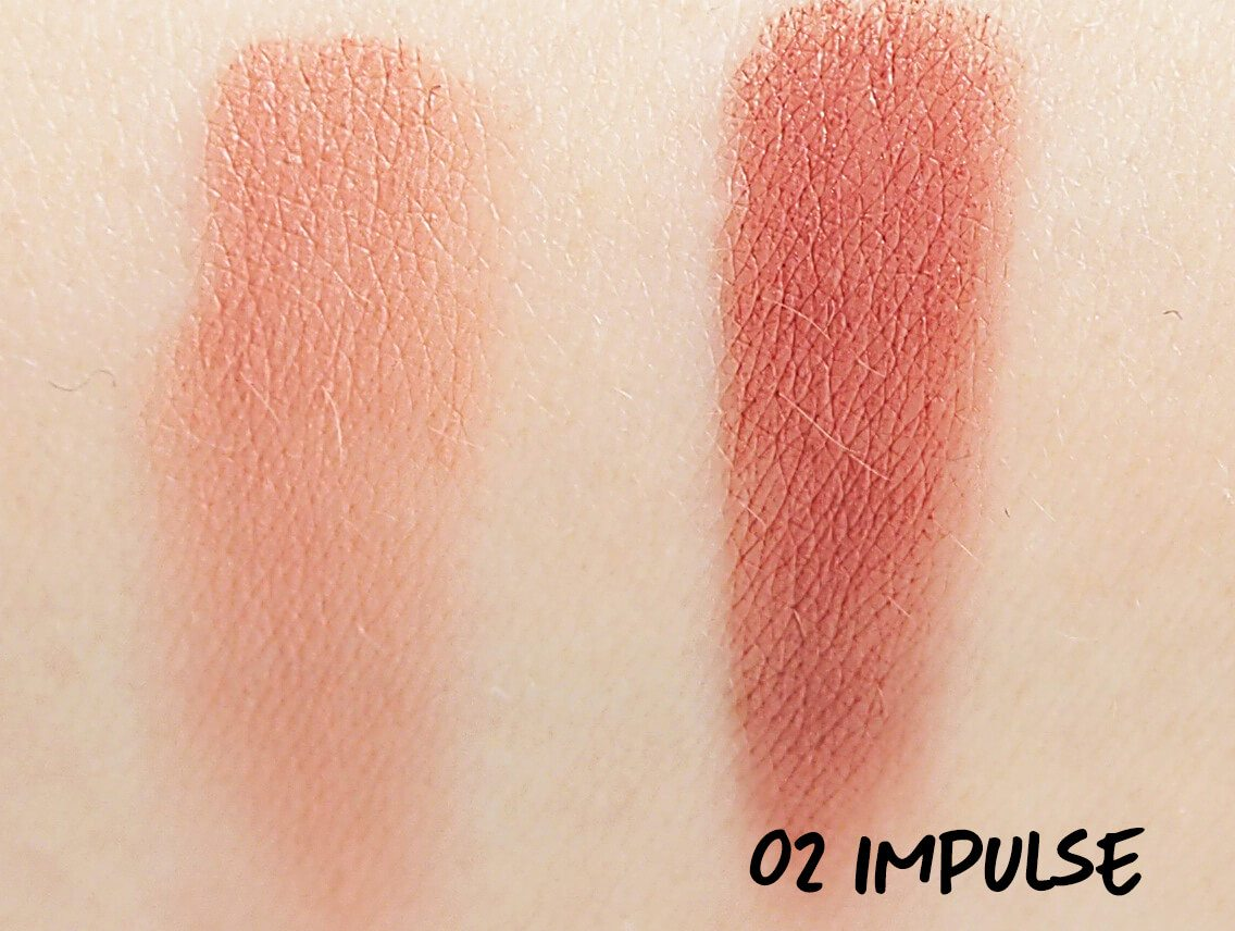 IMPULSE Shade & Illuminate Lips swatch