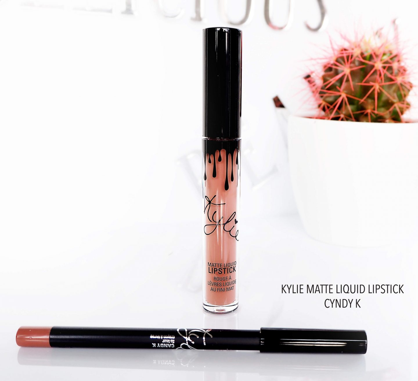 KYLIE LIP KIT w kolorze CINDY K