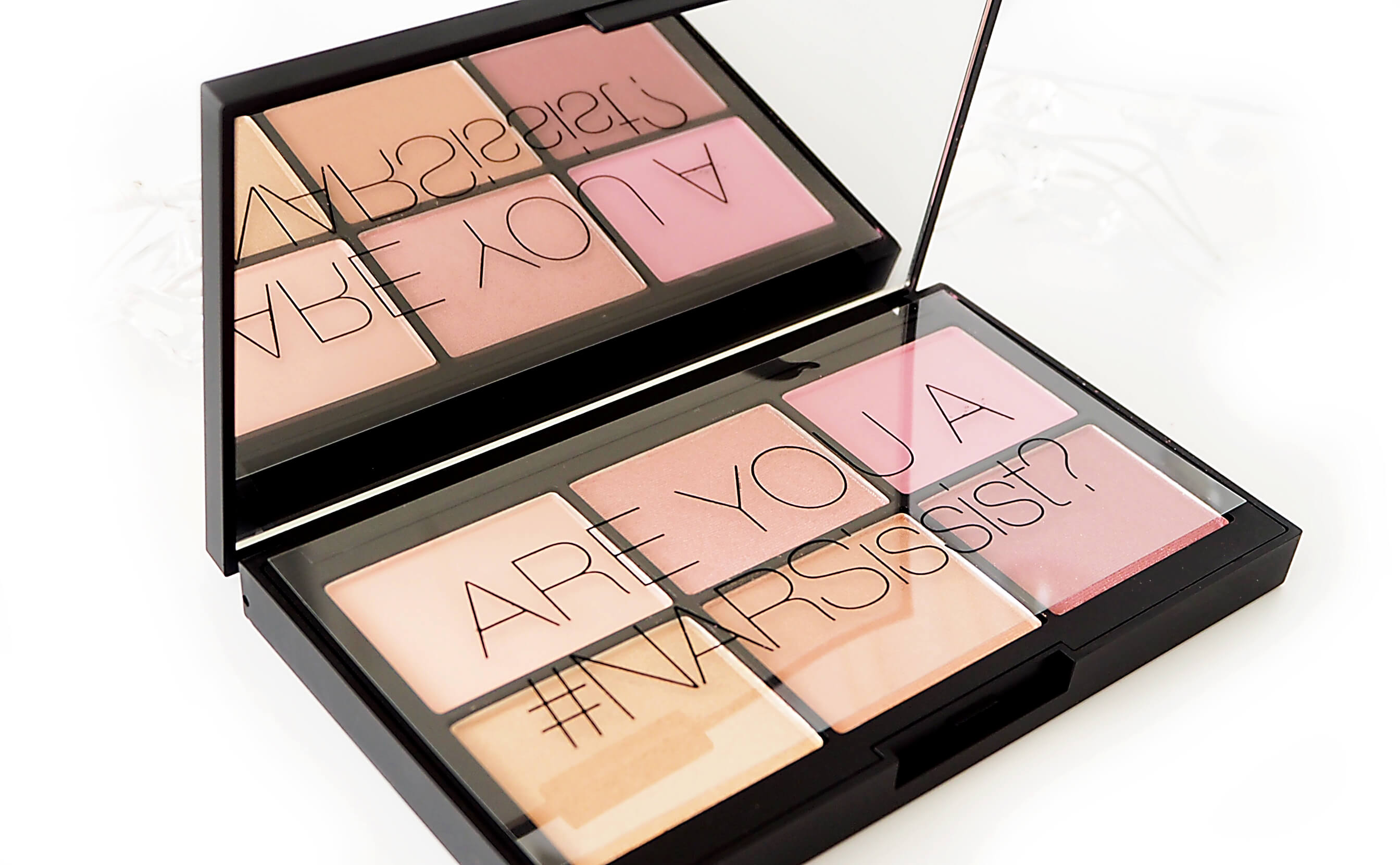 paleta różów NARS Unfiltered II Cheek Palette