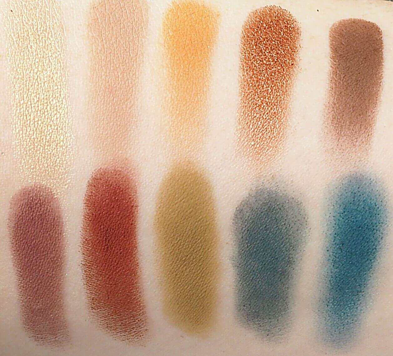 Swatche ANDROGYNY PALETTE