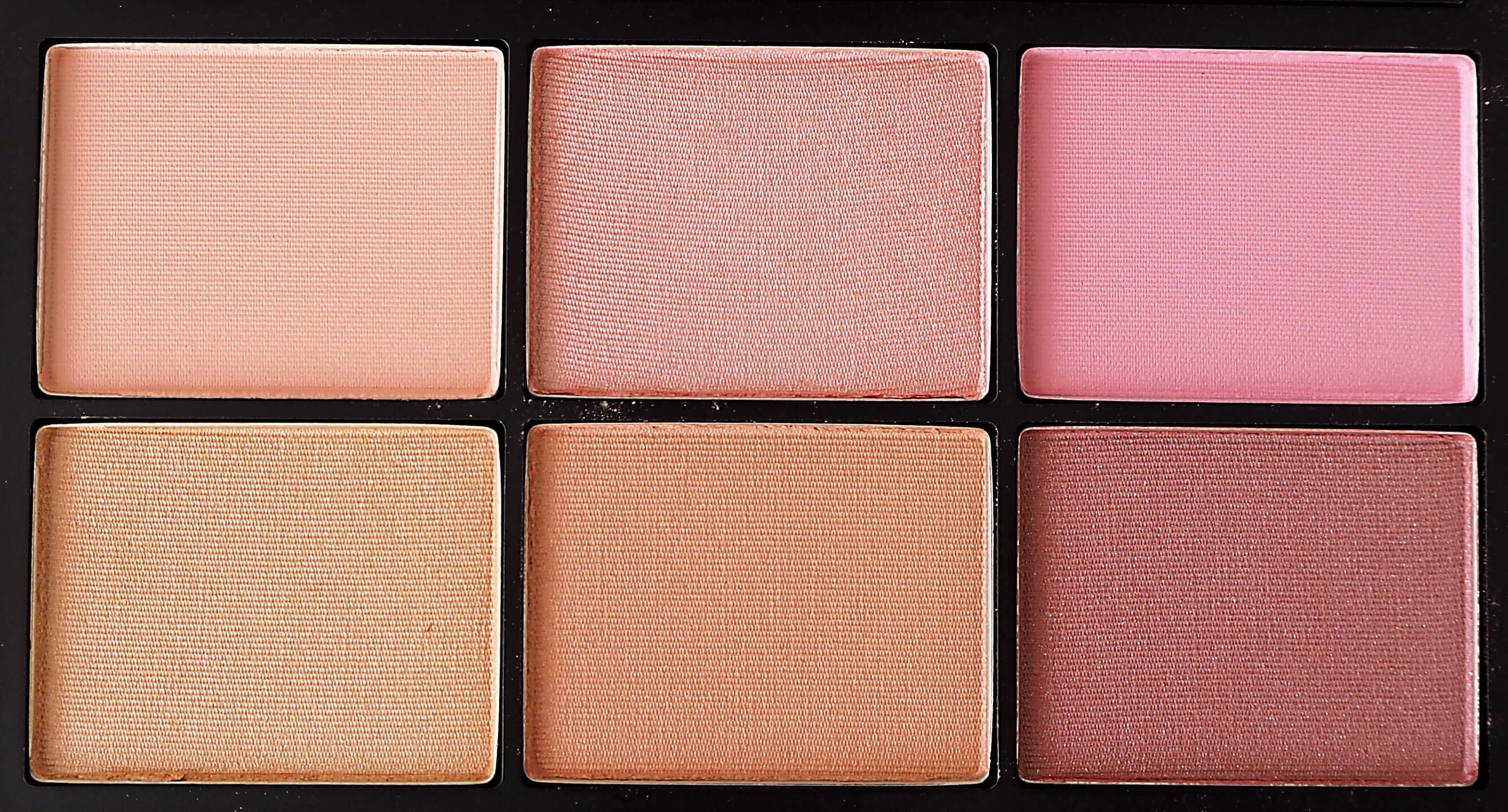 NARS Unfiltered II Cheek Palette paleta różów