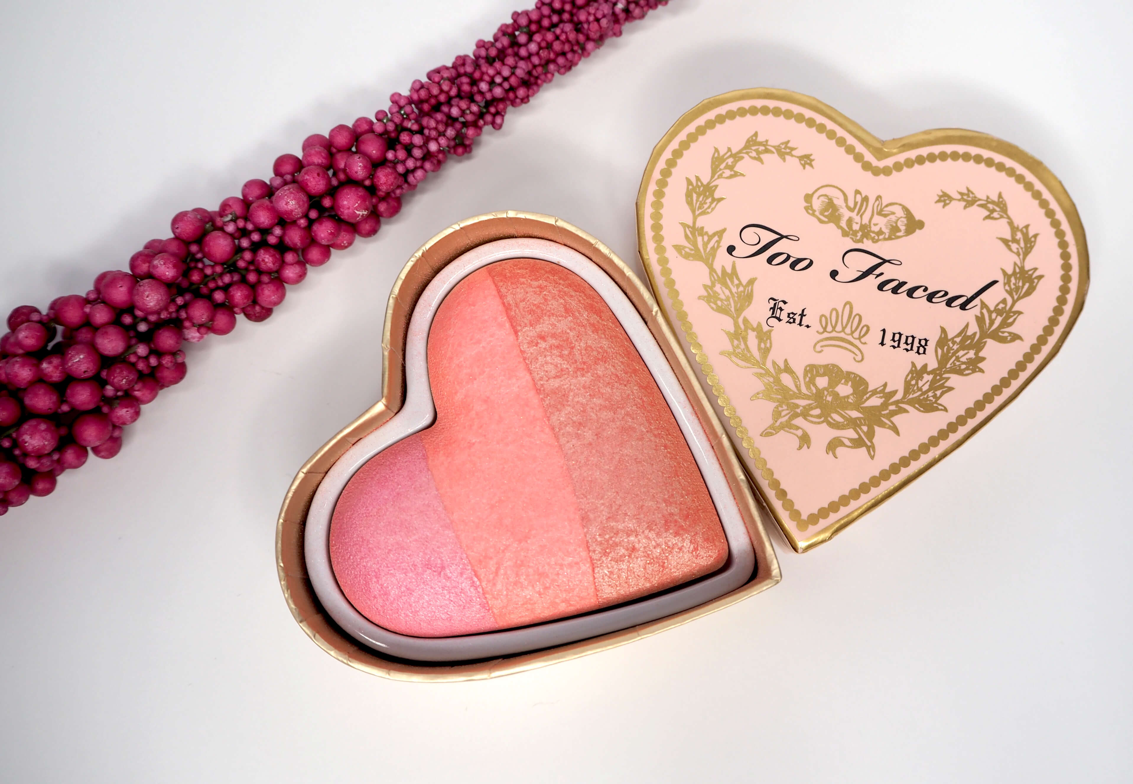Too Faced Róż Sweethearts