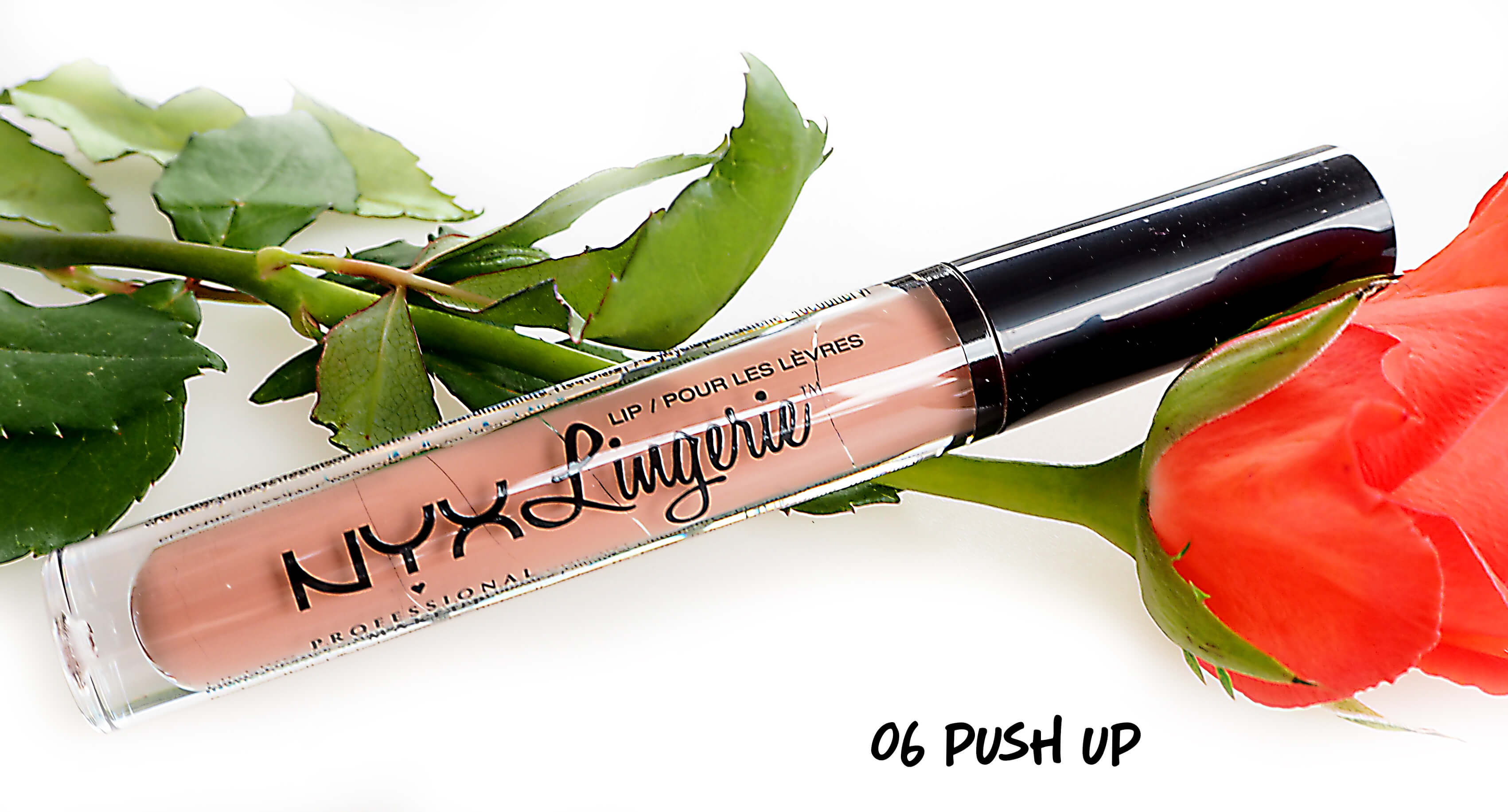 NYX PUSH UP LIP LINGERIE