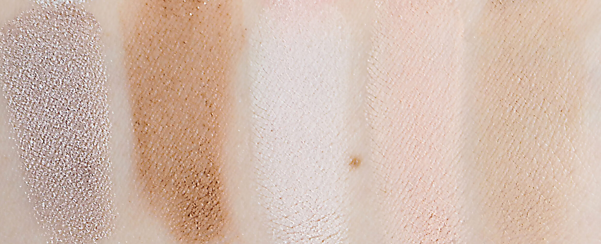 Swatche AFFECT COSMETICS Nude By Day