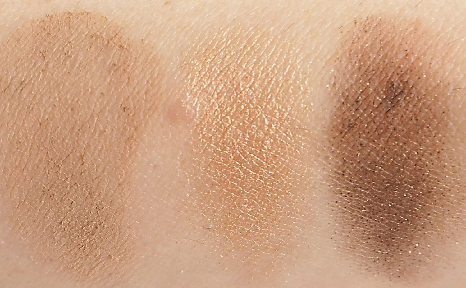 TOO FACED NATURAL EYES SWATCHE