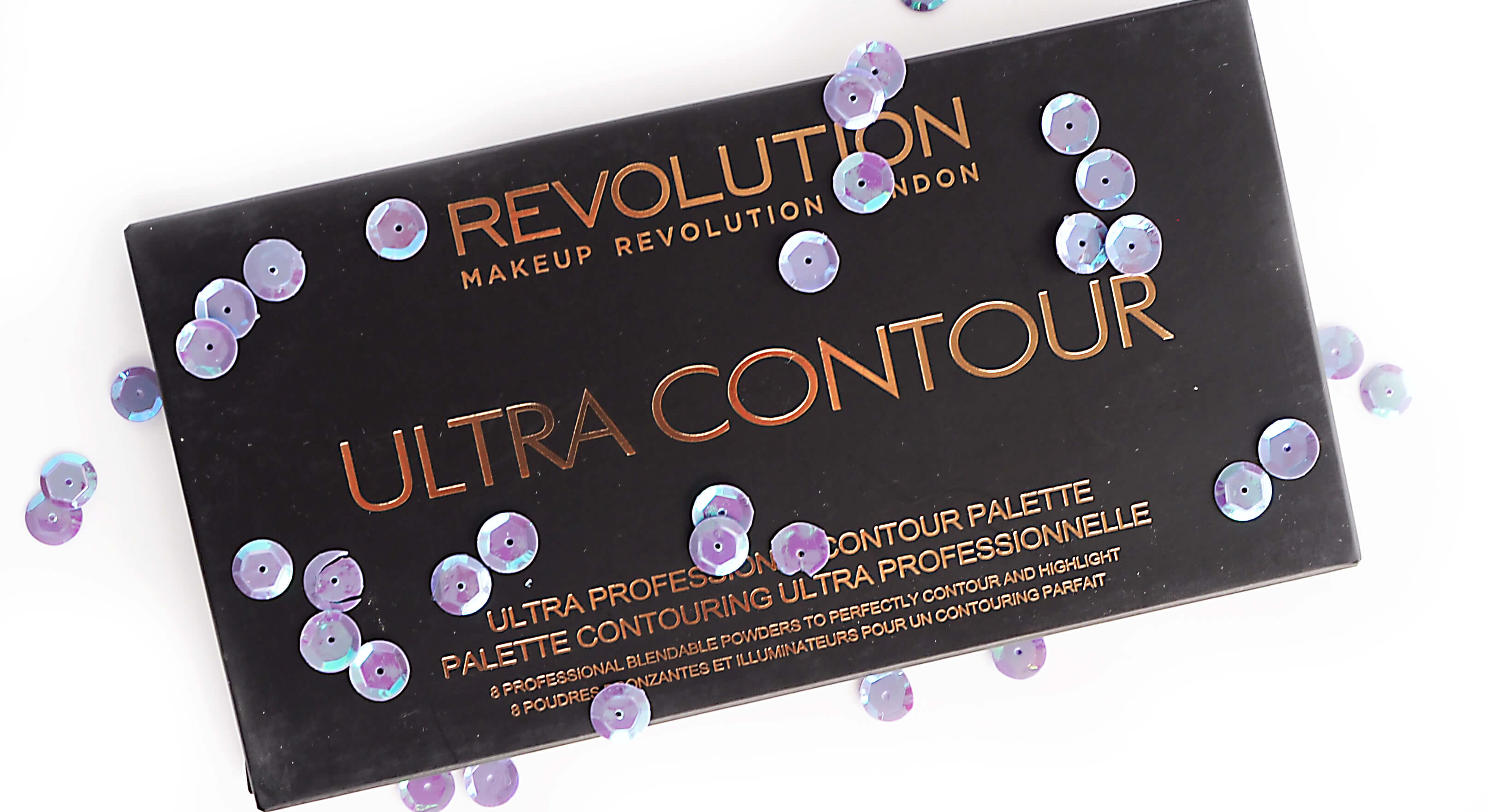 Paleta do konturowania MAKEUP REVOLUTION ULTRA CONTOUR