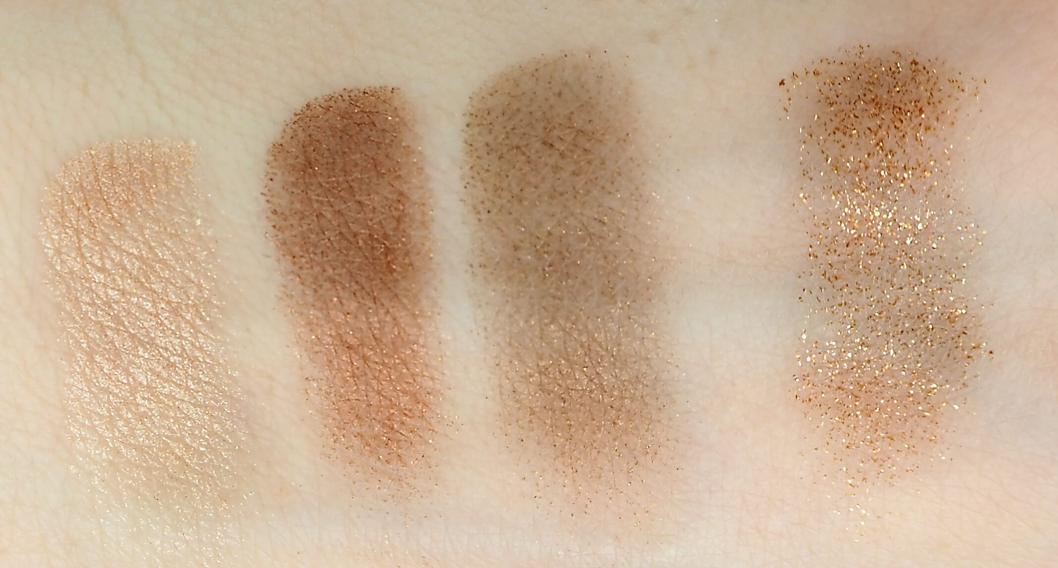Swatches The Dolce Vita CHARLOTTE TILBURY