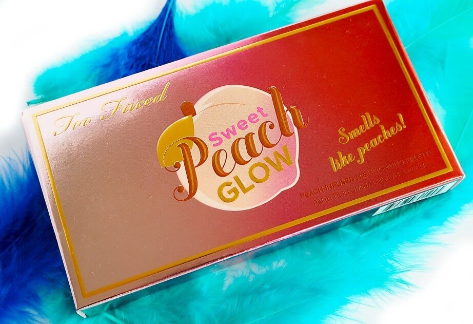 Paleta TOO FACED SWEET PEACH GLOW KIT