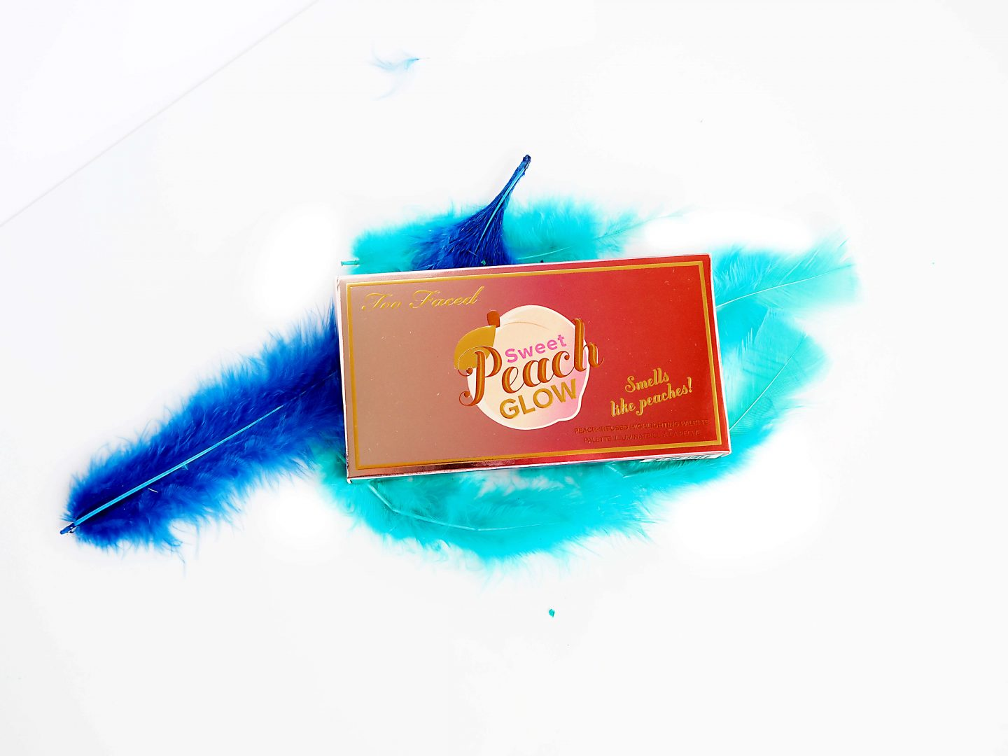 TOO FACED SWEET PEACH GLOW KIT Recenzja, zdjęcia i swatche