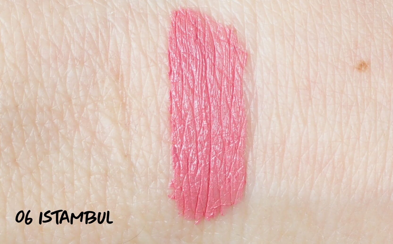 SWATCH ISTAMBUL Soft Matte Lip Cream