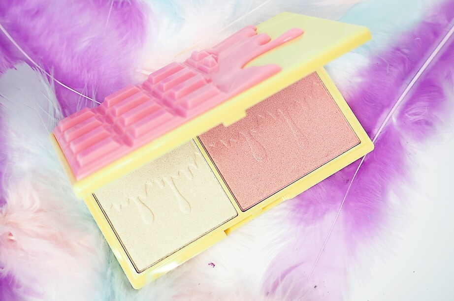 Recenzja Makeup Revolution I HEART MAKEUP LIGHT and GLOW