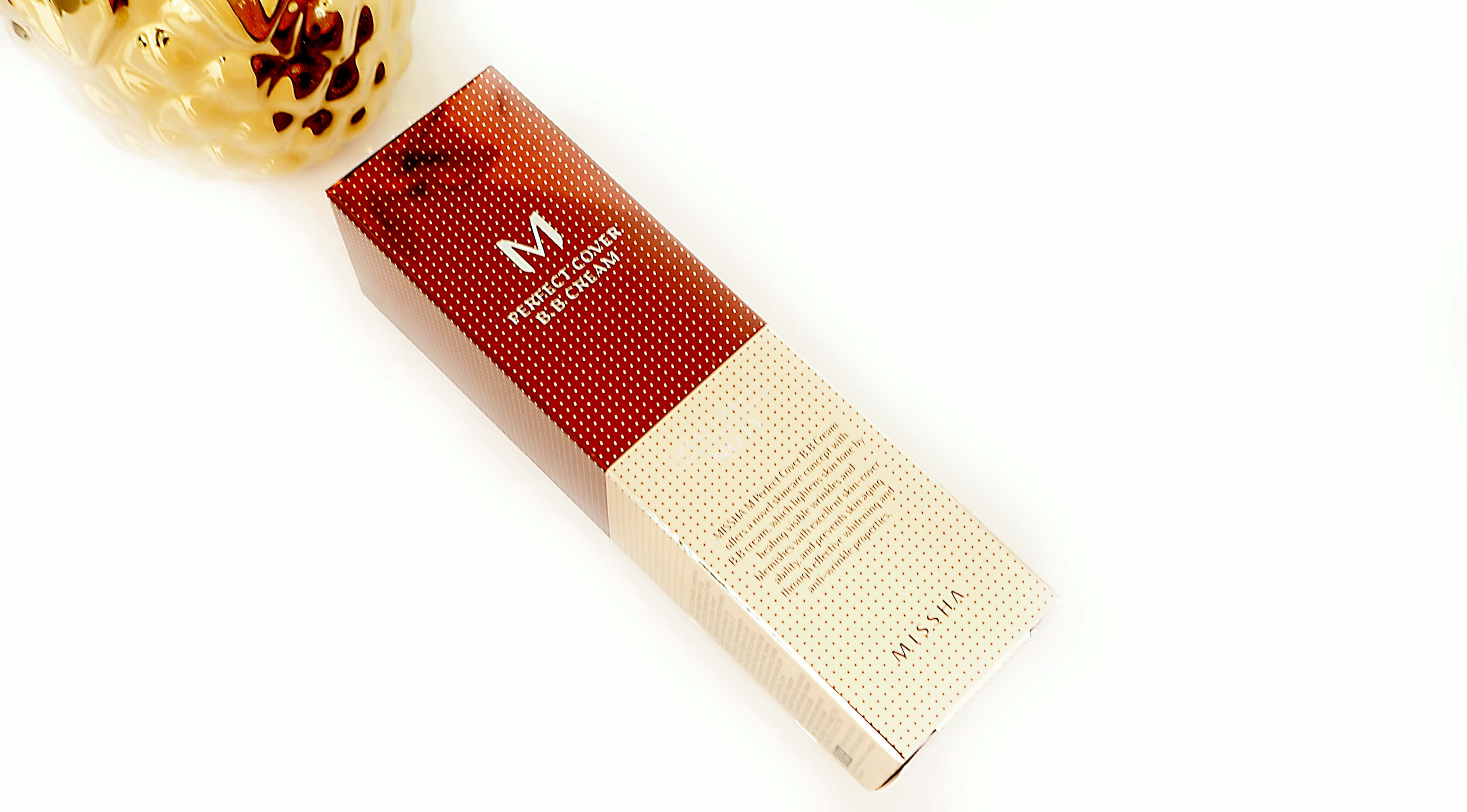 MISSHA M Perfect Cover krem BB