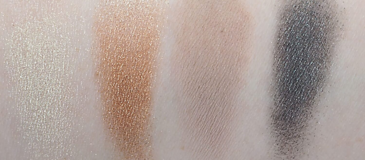 SWATCHES NARS NARSISSIST L'amour