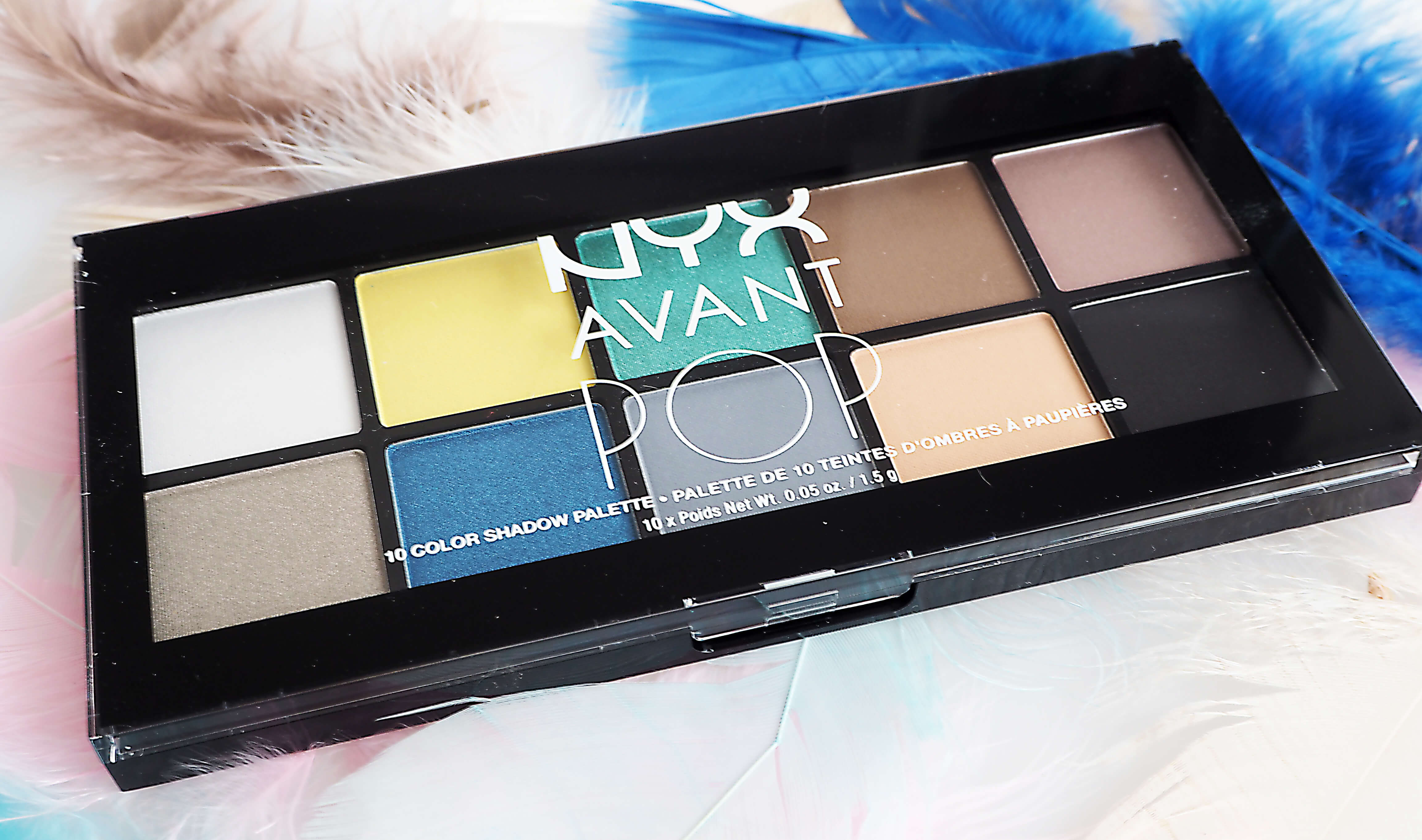 TEST NYX AVANT POP Surreal My Heart