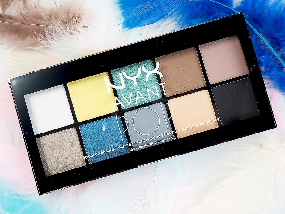 NYX AVANT POP Surreal My Heart
