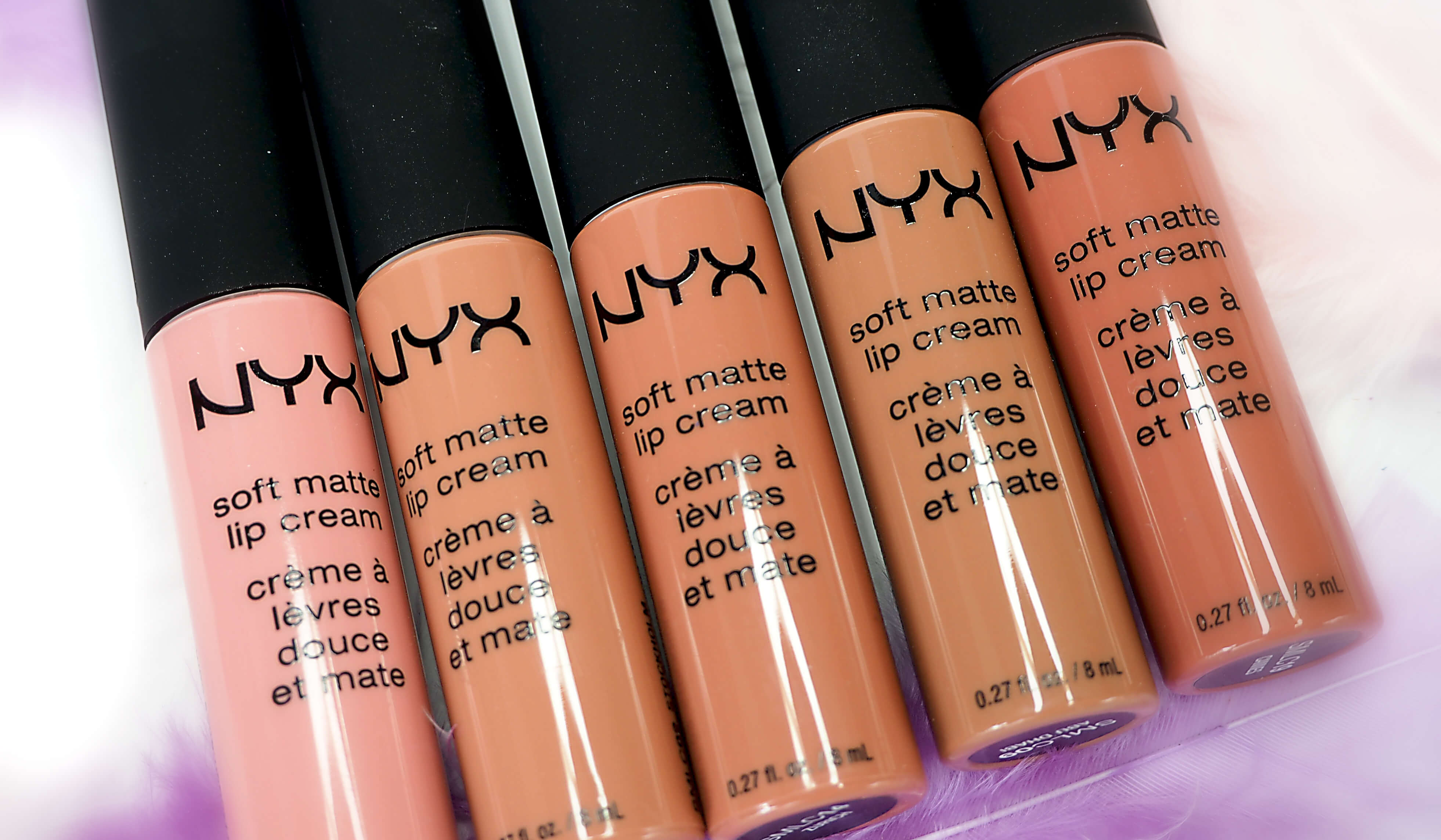 TEST NYX Soft Matte Lip Cream