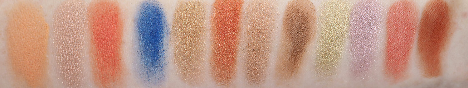 The Royal Peach SWATCHES