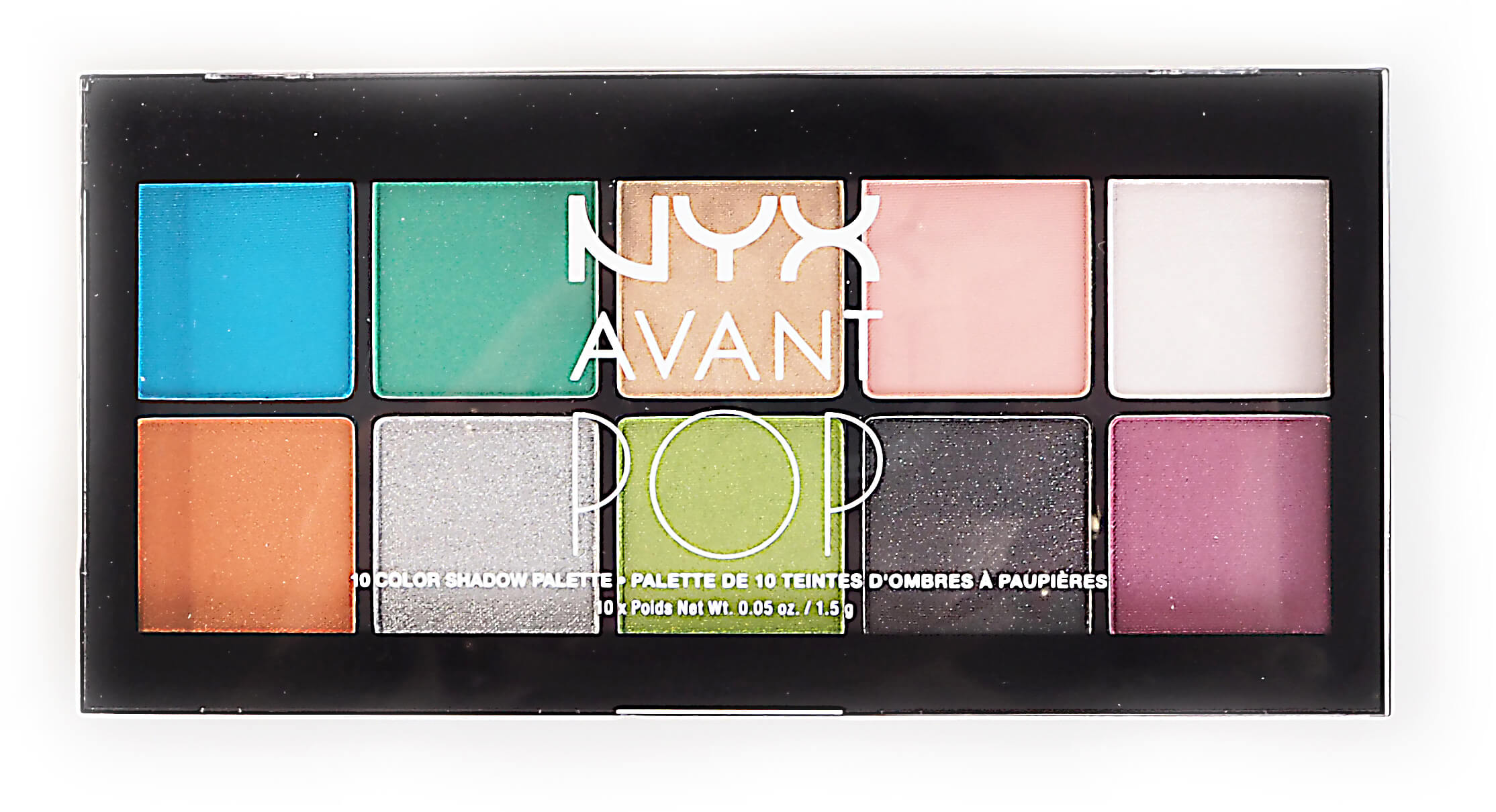 NYX AVANT POP ART THROB