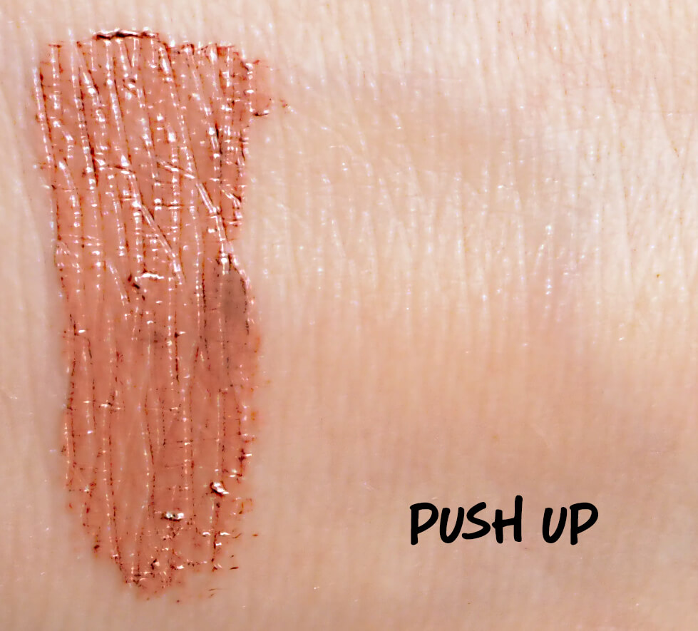 Swatch NYX PUSH UP LIP LINGERIE