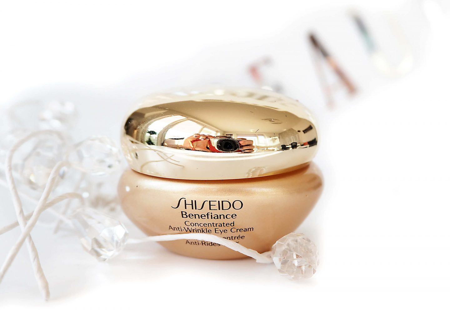 SHISEIDO BENEFIENCE Concentrated Anti-Wrinkle Recenzja