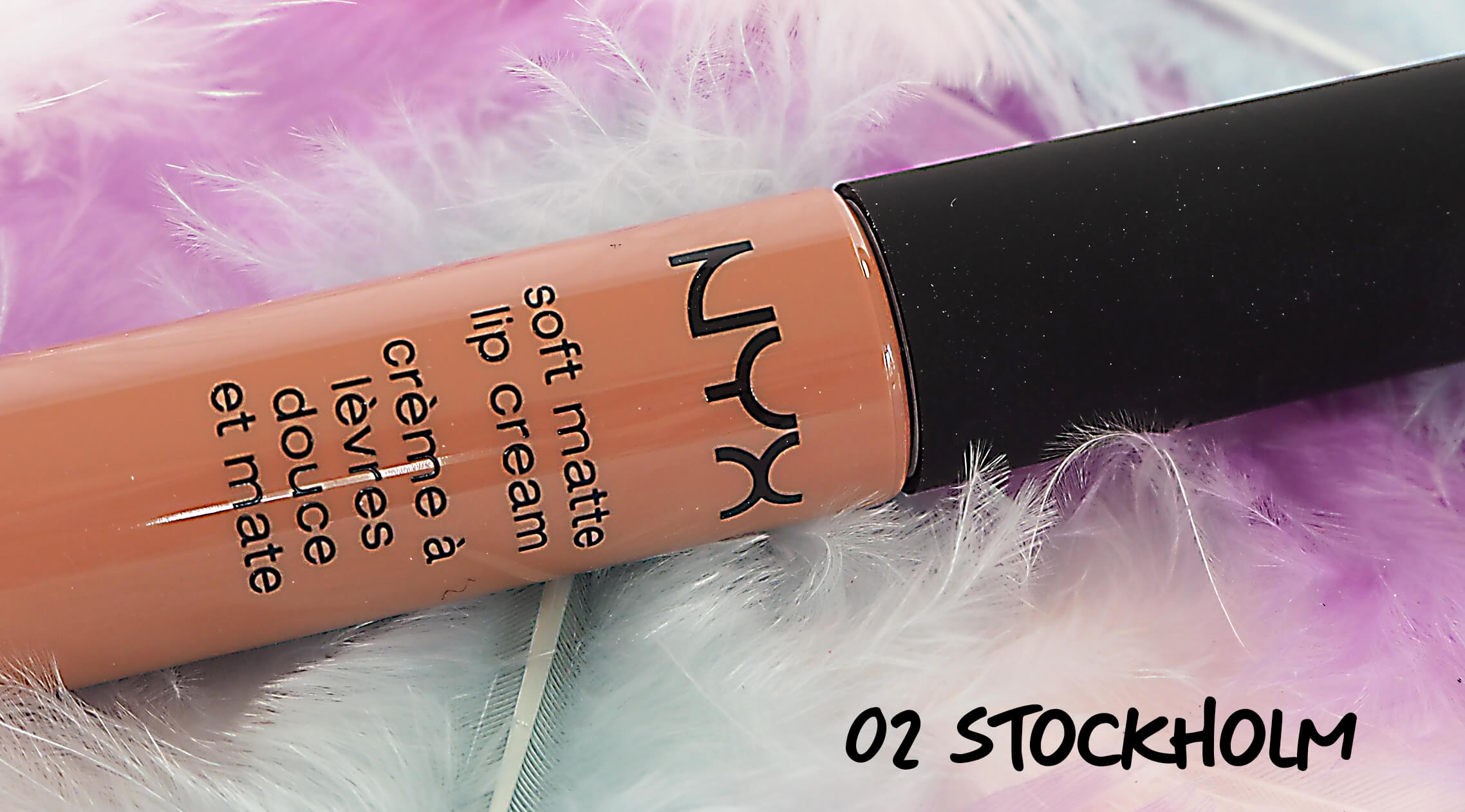 NYX STOCKHOLM Soft Matte Lip Cream