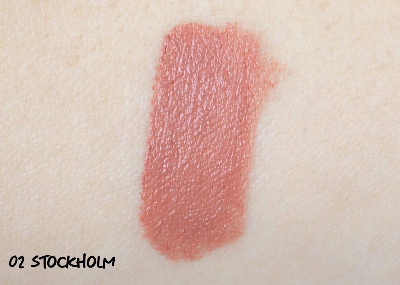 SWATCH STOCKHOLM Soft Matte Lip Cream