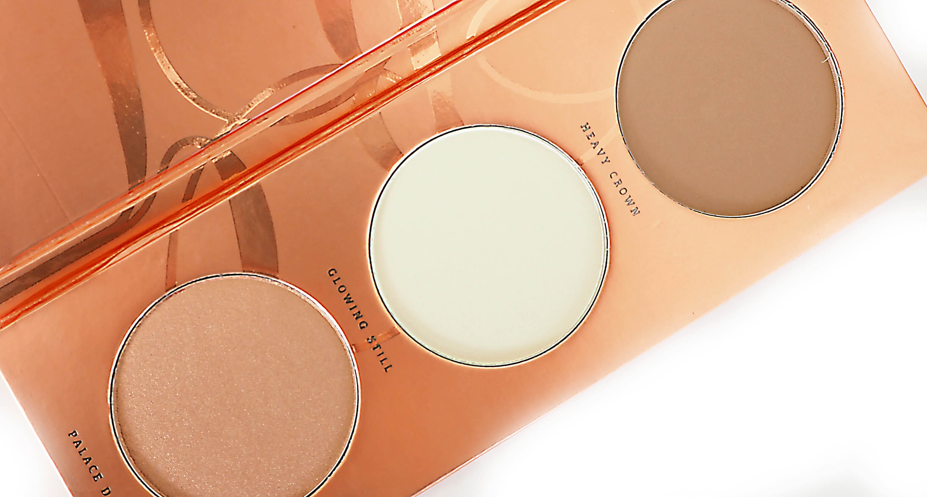 Paleta do konturowania ZOEVA ROSE GOLDEN Blush