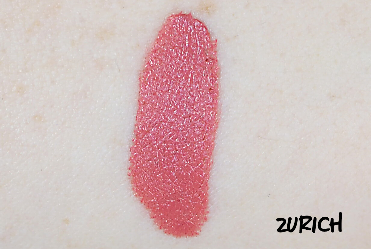 SWATCH ZURICH Soft Matte Lip Cream
