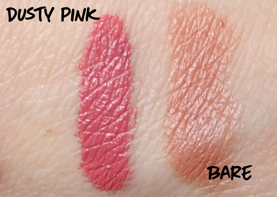 Bobbi Brown Art Sticks Swatches