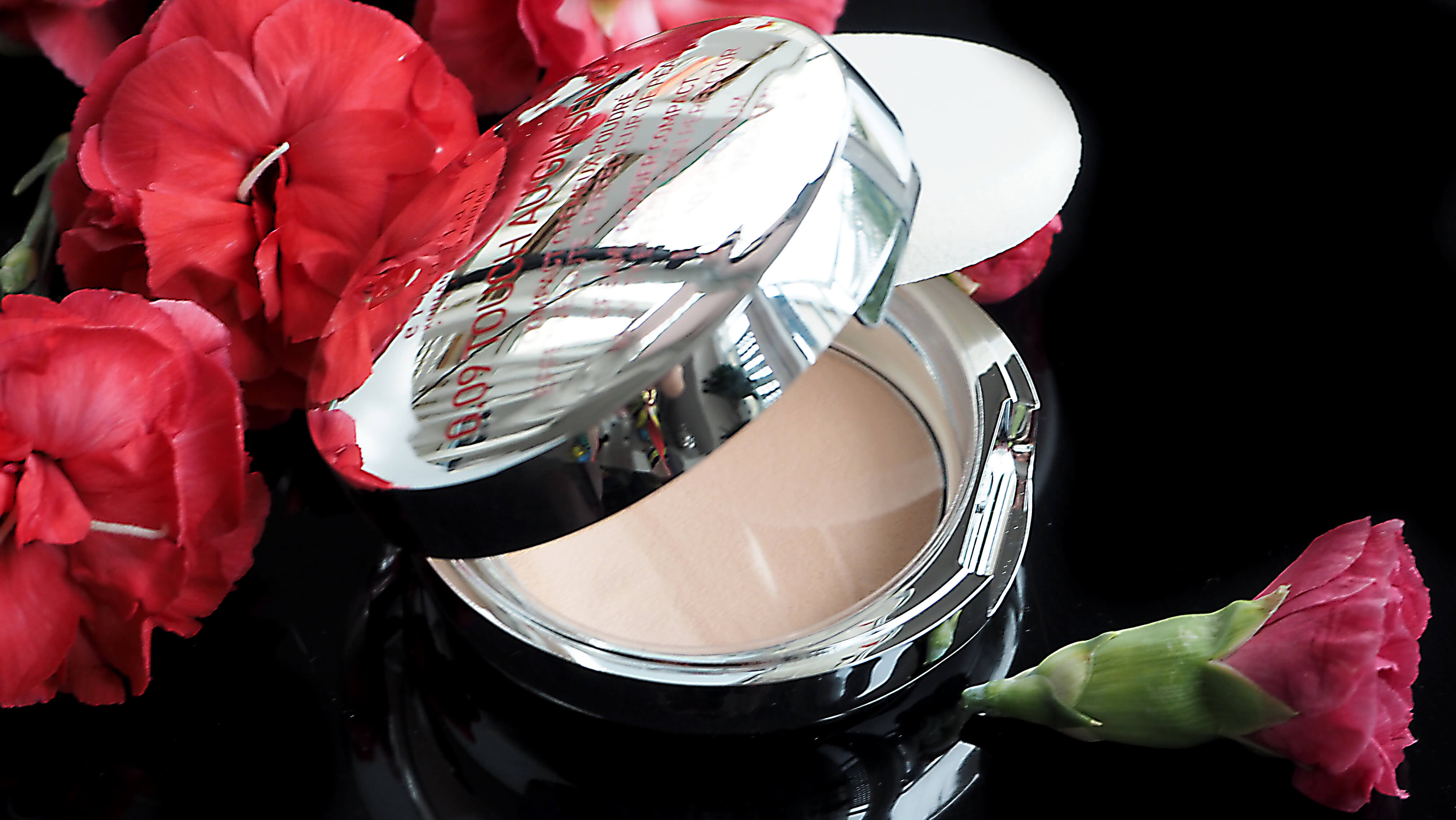 Puder ERBORIAN 0.09 TOUCH GINSENG